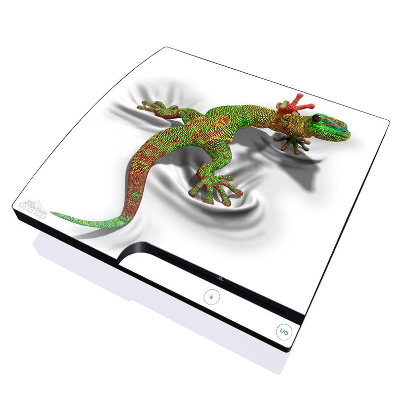 Gecko PlayStation 3 Slim Skin