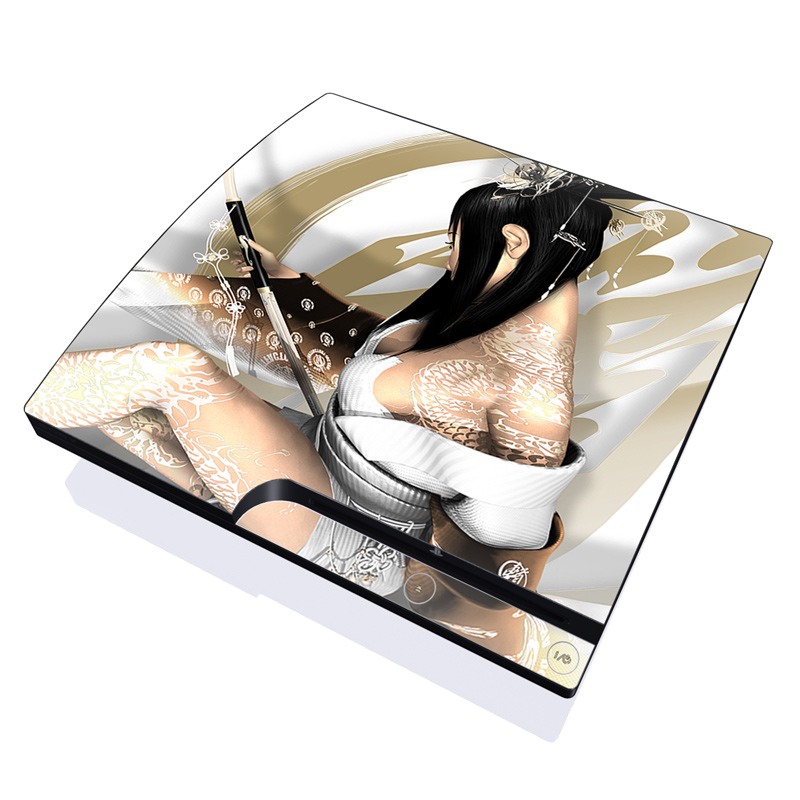 Josei 4 Light PlayStation 3 Slim Skin