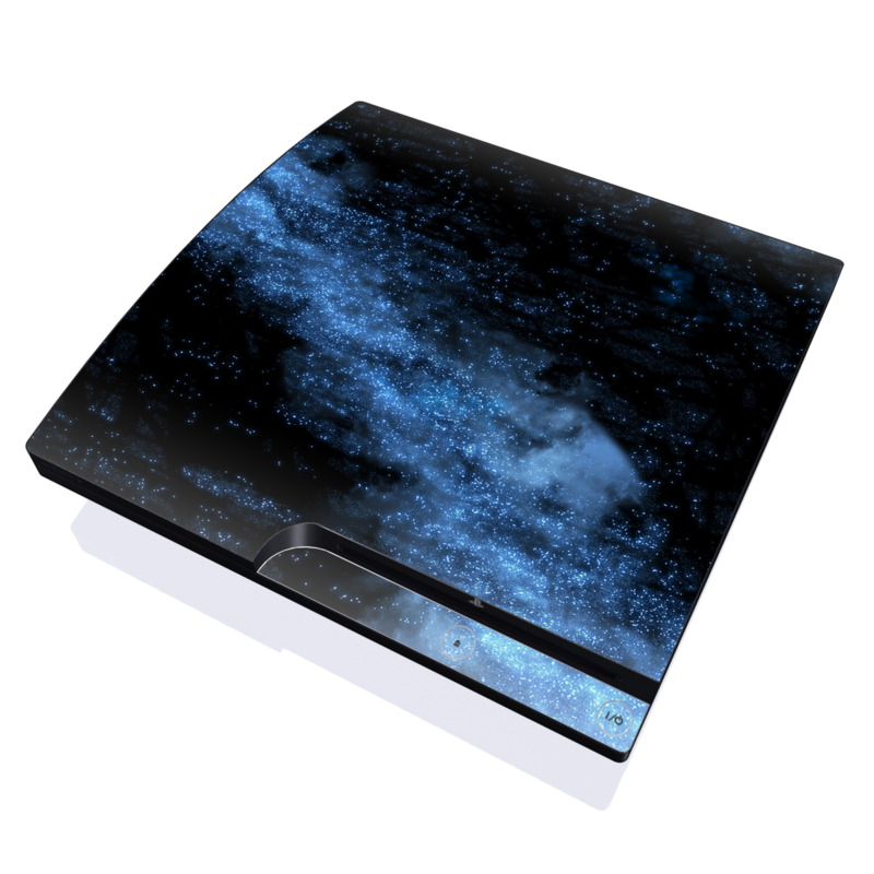 Milky Way PlayStation 3 Slim Skin