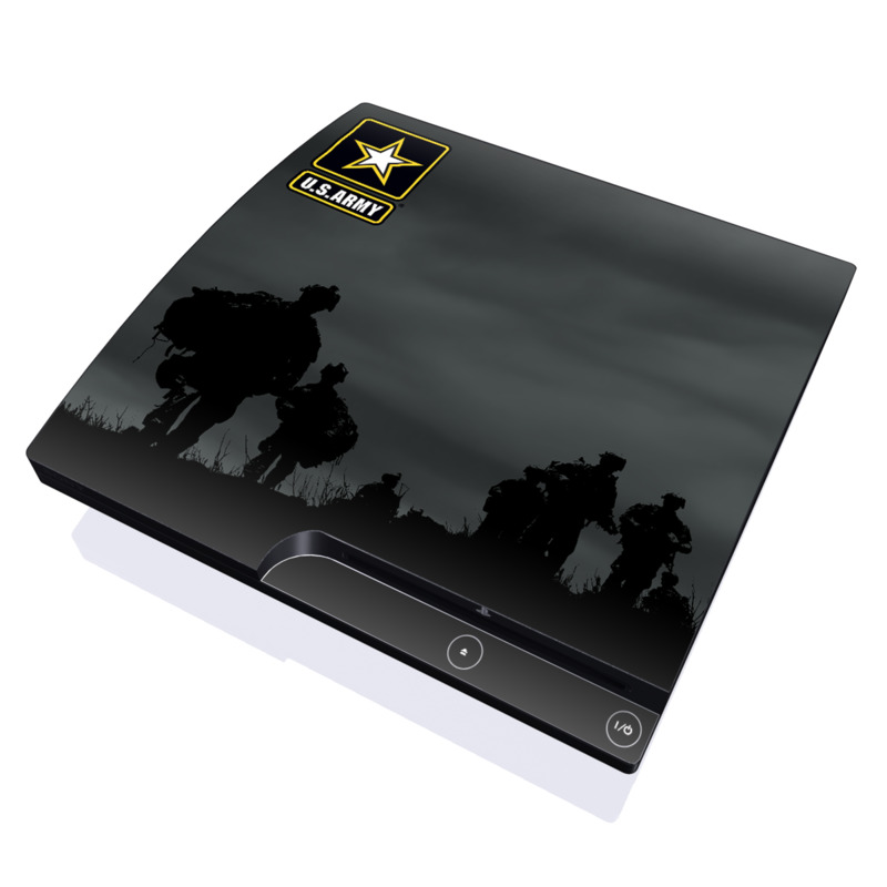Night Action PlayStation 3 Slim Skin
