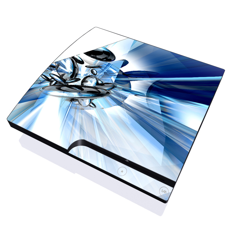 Cobalt Nexus PlayStation 3 Slim Skin