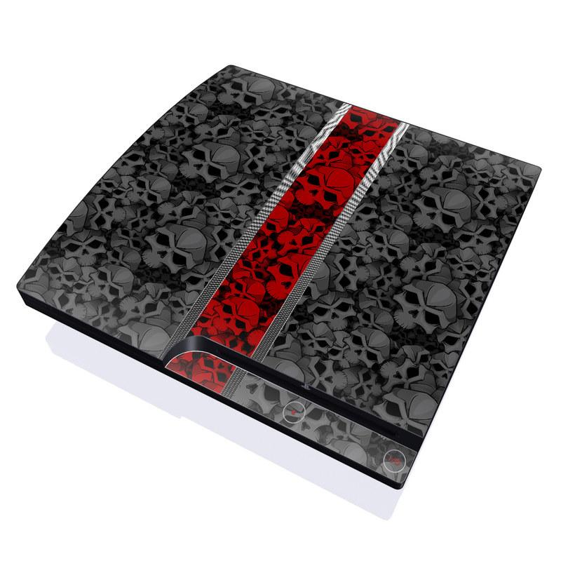 Nunzio PlayStation 3 Slim Skin
