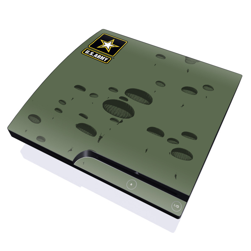 Pull The Lanyard PlayStation 3 Slim Skin