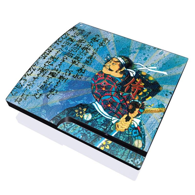 Samurai Honor PlayStation 3 Slim Skin