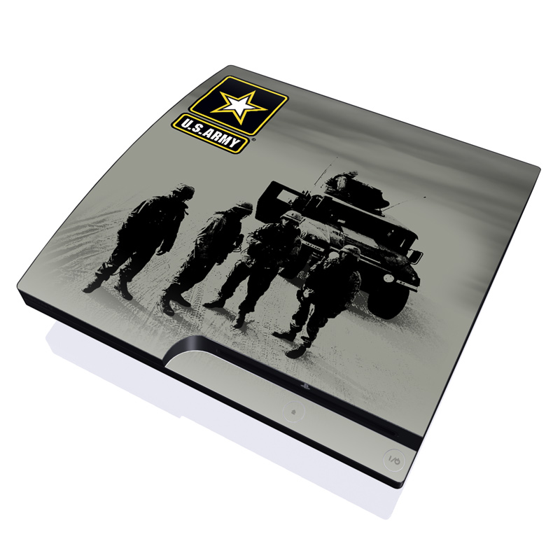 Soldiers All PlayStation 3 Slim Skin