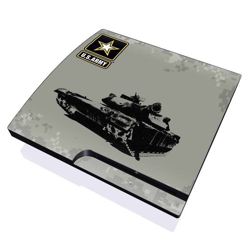 Tank Tuff PlayStation 3 Slim Skin