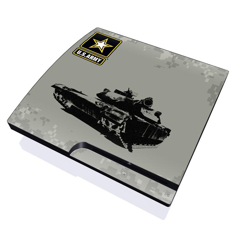 Tank Tuff PlayStation 3 Slim Skin