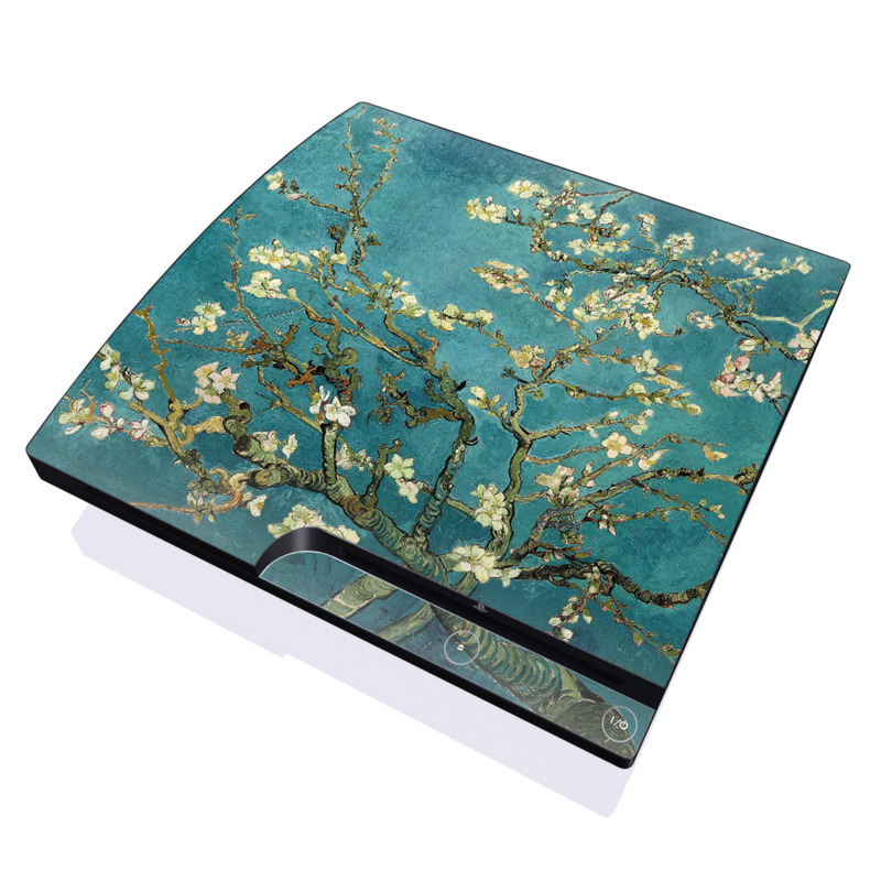 Blossoming Almond Tree PlayStation 3 Slim Skin