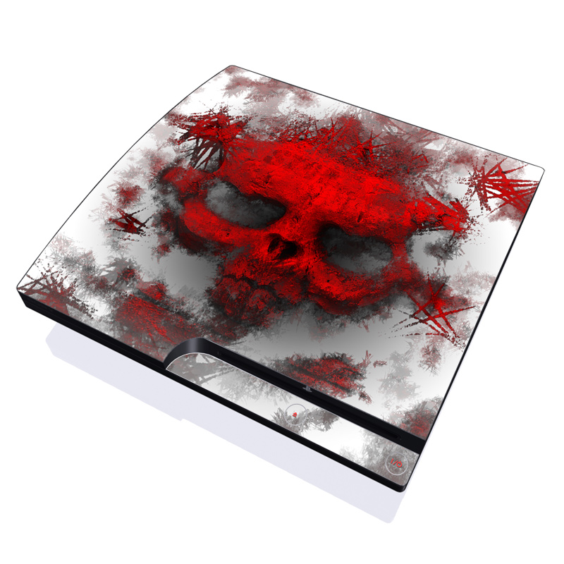 War Light PlayStation 3 Slim Skin