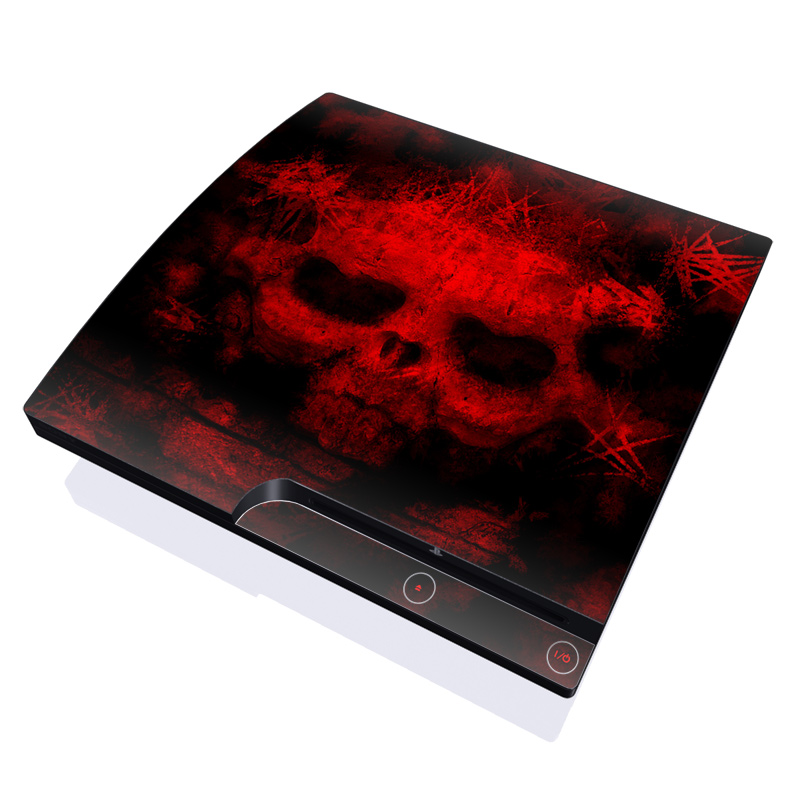War PlayStation 3 Slim Skin
