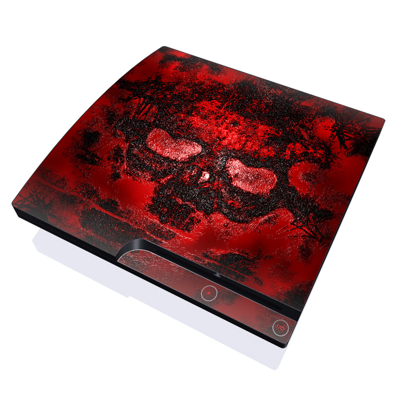War II PlayStation 3 Slim Skin