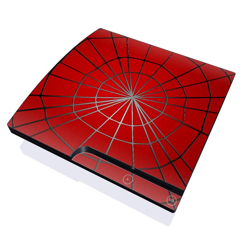 Webslinger PlayStation 3 Slim Skin