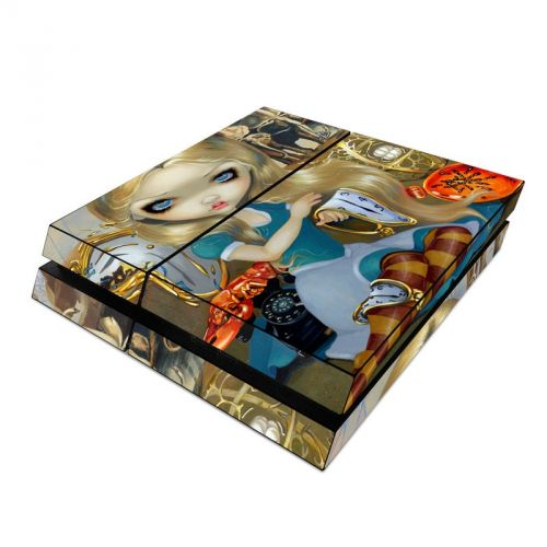 Alice in a Dali Dream PlayStation 4 Skin