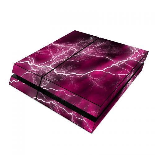 Apocalypse Pink PlayStation 4 Skin