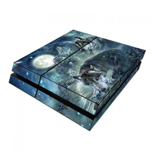 Bark At The Moon PlayStation 4 Skin