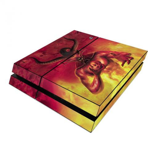 The Beast PlayStation 4 Skin
