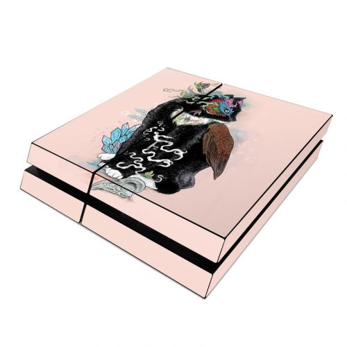 Black Magic PlayStation 4 Skin