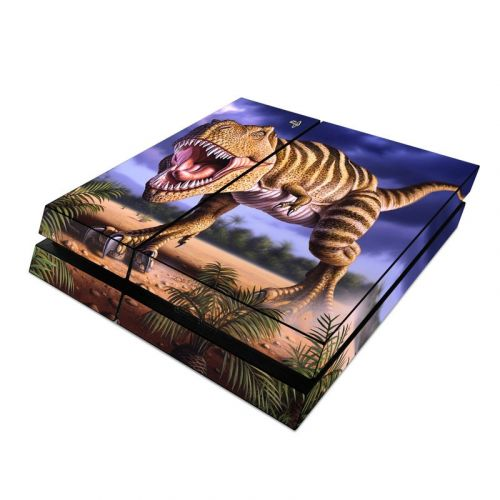 Brown Rex PlayStation 4 Skin