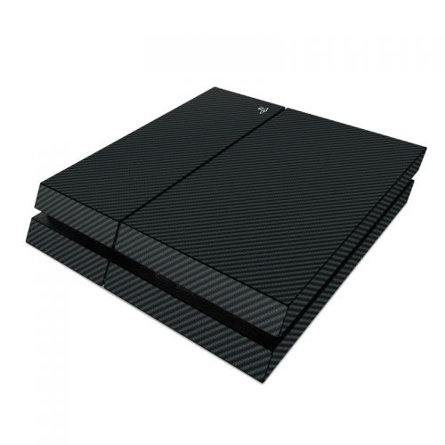 Carbon Fiber PlayStation 4 Skin