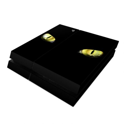 Cat Eyes PlayStation 4 Skin