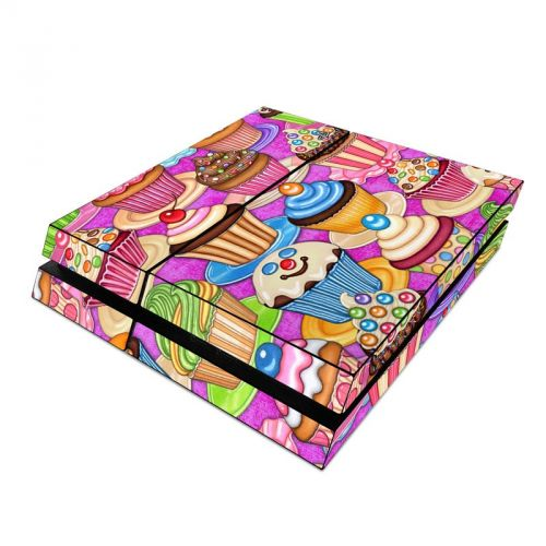 Cupcake PlayStation 4 Skin