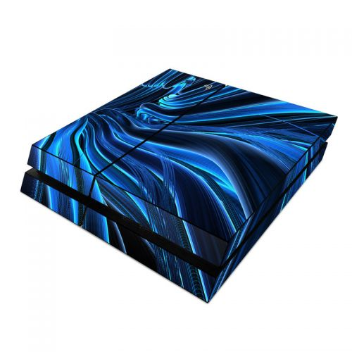 Cerulean PlayStation 4 Skin