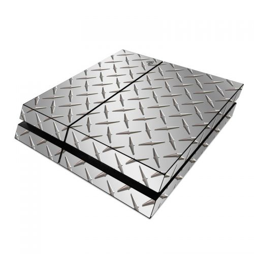 Diamond Plate PlayStation 4 Skin