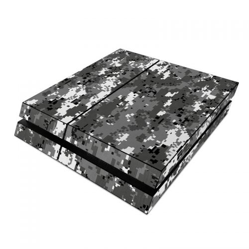 Digital Urban Camo PlayStation 4 Skin