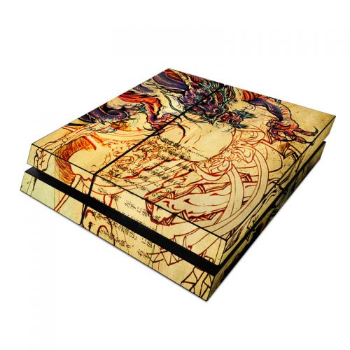 Dragon Legend PlayStation 4 Skin