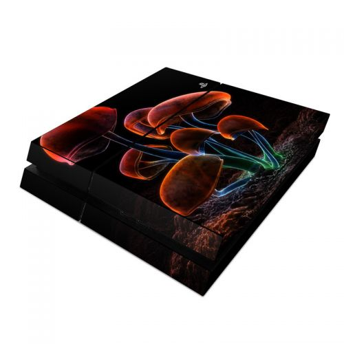 Fluorescence Rainbow PlayStation 4 Skin