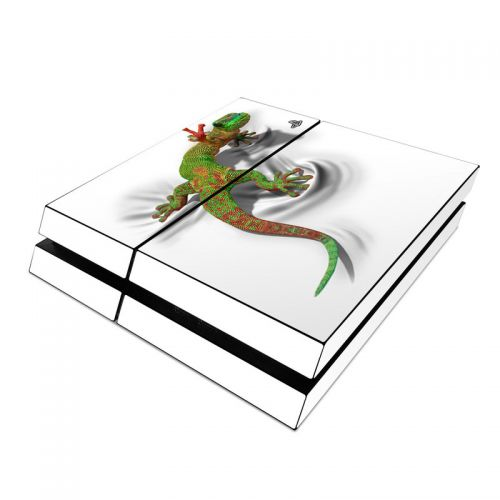 Gecko PlayStation 4 Skin