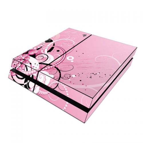 Her Abstraction PlayStation 4 Skin