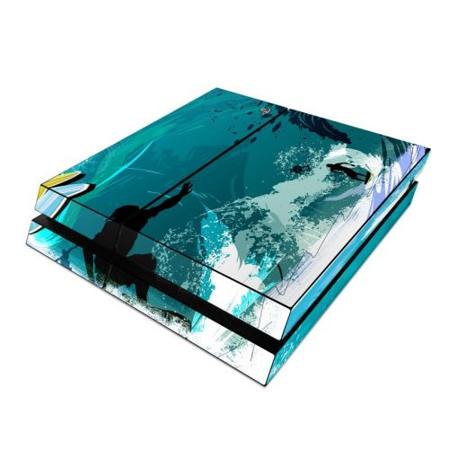 Hit The Waves PlayStation 4 Skin