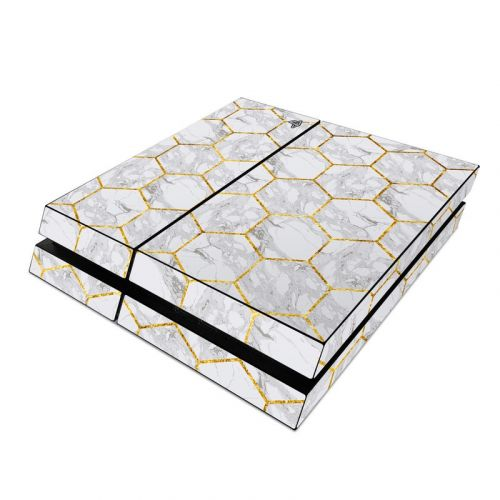 Honey Marble PlayStation 4 Skin
