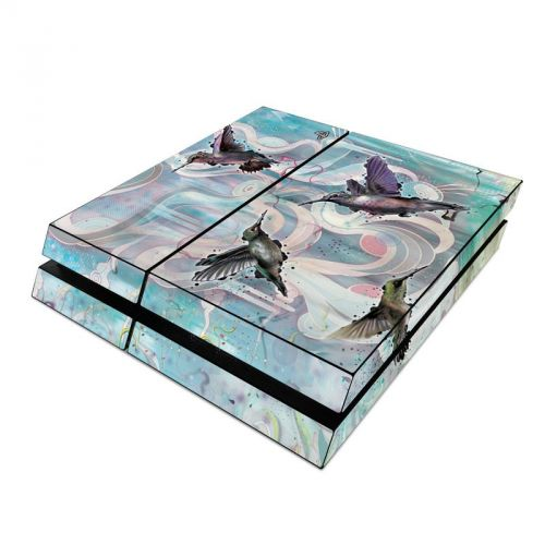 Hummingbirds PlayStation 4 Skin