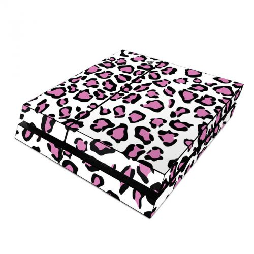 Leopard Love PlayStation 4 Skin