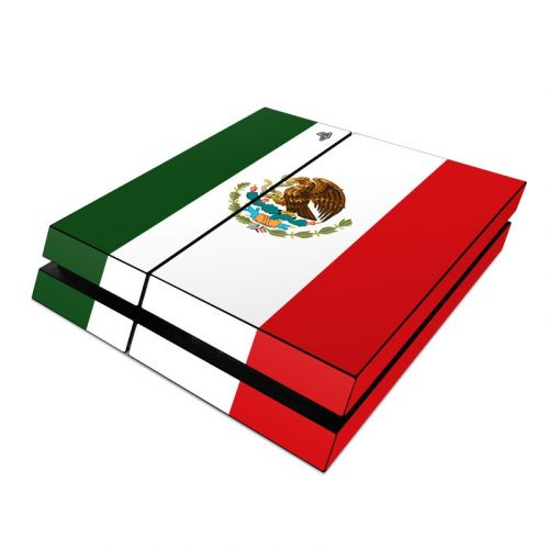 Mexican Flag PlayStation 4 Skin