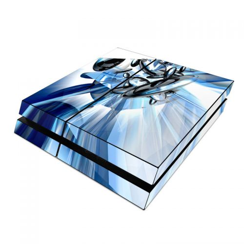 Cobalt Nexus Sony PlayStation 4 Skin