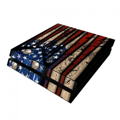 Old Glory PlayStation 4 Skin