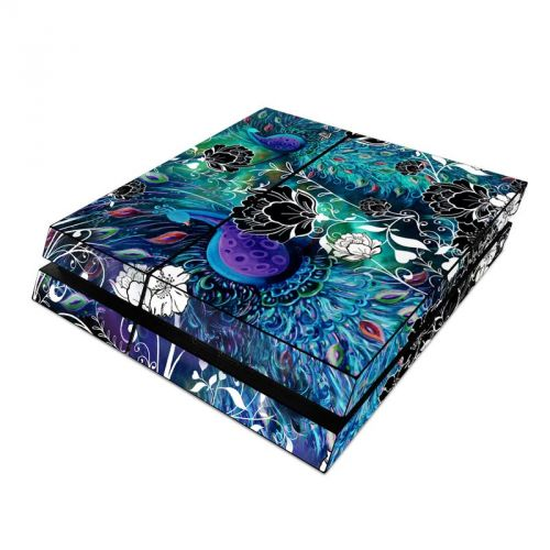 Peacock Garden PlayStation 4 Skin