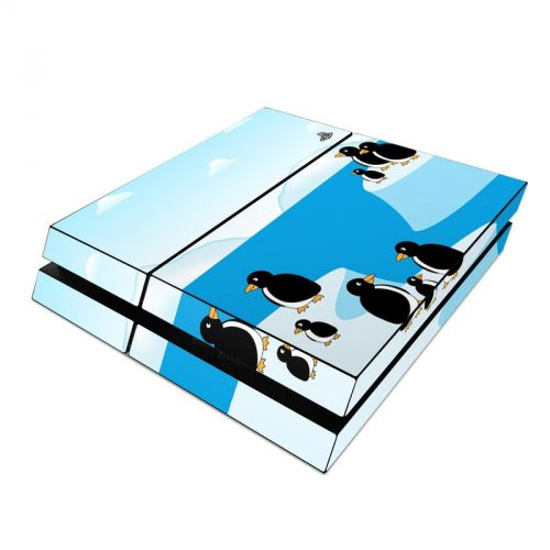 Penguins PlayStation 4 Skin