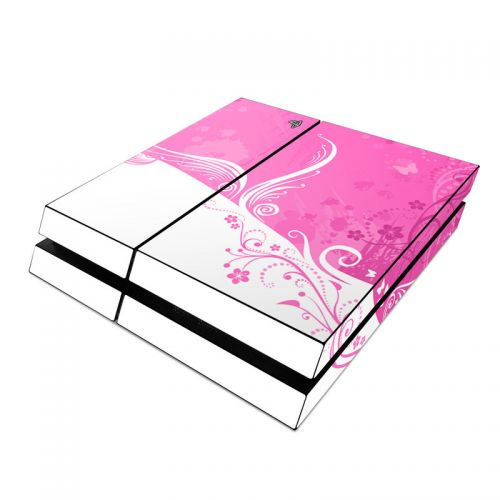 Pink Crush PlayStation 4 Skin