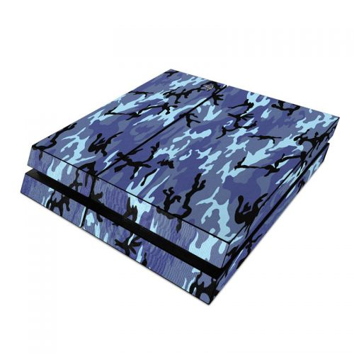 Sky Camo PlayStation 4 Skin