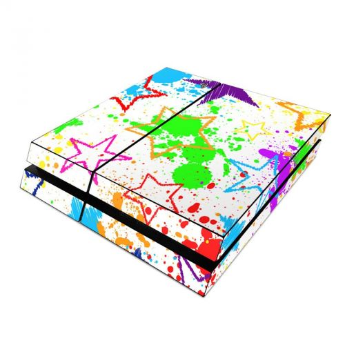 Scribbles Sony PlayStation 4 Skin