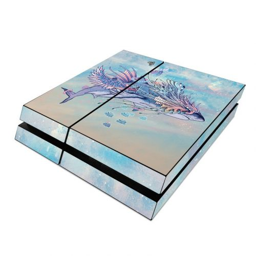 Spirit Shark PlayStation 4 Skin