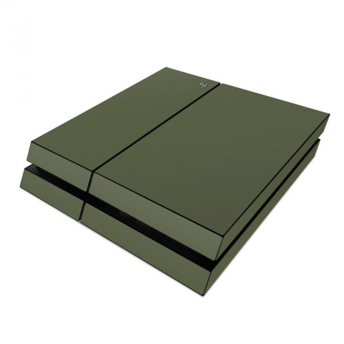 Solid State Olive Drab PlayStation 4 Skin