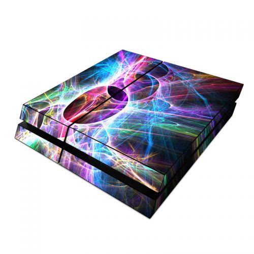 Static Discharge PlayStation 4 Skin