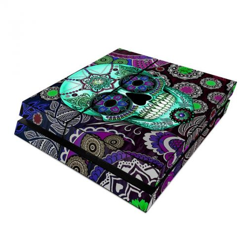 Sugar Skull Sombrero PlayStation 4 Skin
