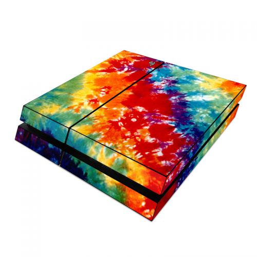 Tie Dyed PlayStation 4 Skin