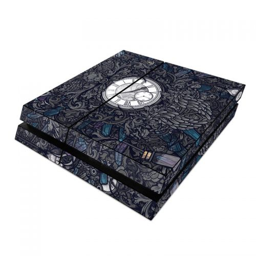 Time Travel PlayStation 4 Skin